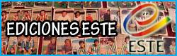 Cromos del Atleti: Ediciones ESTE