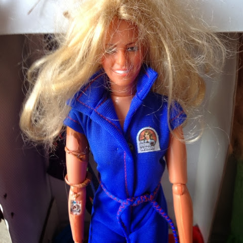 jamie summers doll