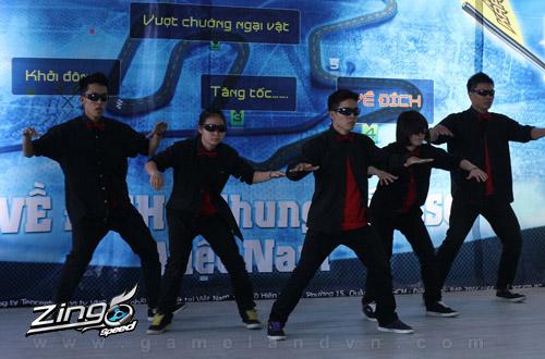 Zing Speed: Toàn cảnh vòng chung kết SSC 2011 4