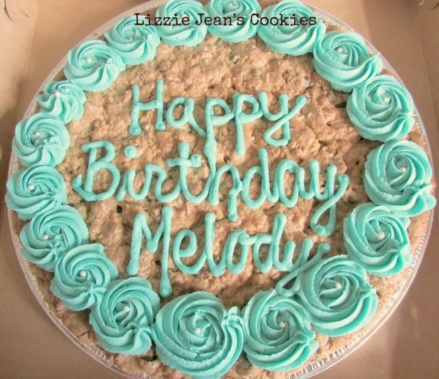 Astounding Lizzie Jeans Cookies Cookie Cake Happy Birthday Funny Birthday Cards Online Alyptdamsfinfo