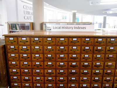 Local history indexes
