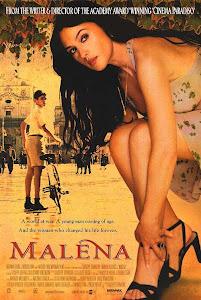 Mối Tình Đầu Của Tôi - Malena poster