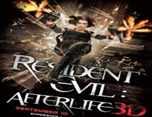 فيلم Resident Evil: Afterlife
