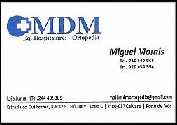 MDM - Miguel Morais