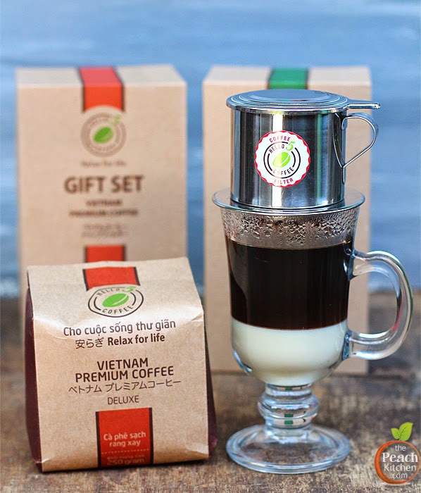 Hello5 Vietnamese Coffee + a Giveaway!
