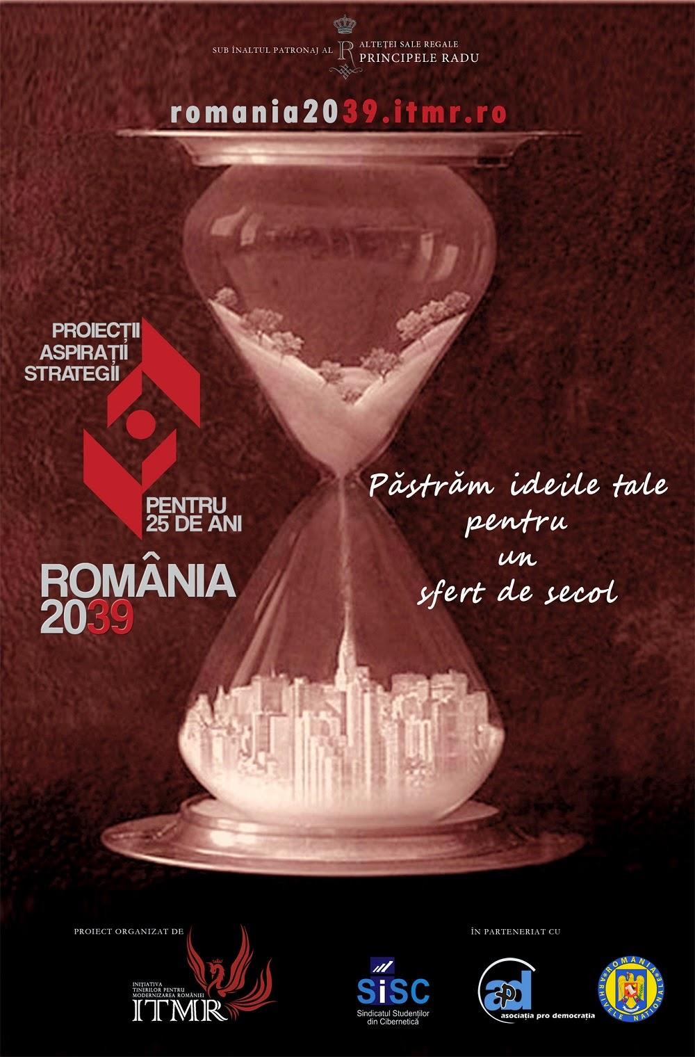 Proiectul Romania 2039