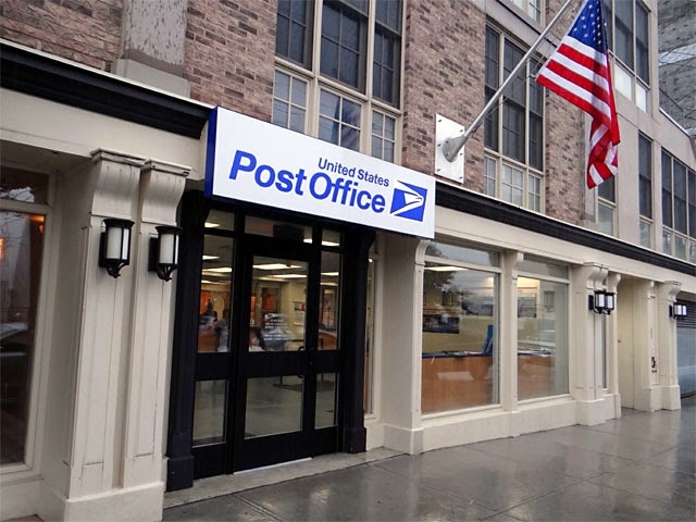 New post office, Astoria, New York