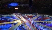 Repeticion Ceremonia clausura Juegos olimpicos Londres 2012