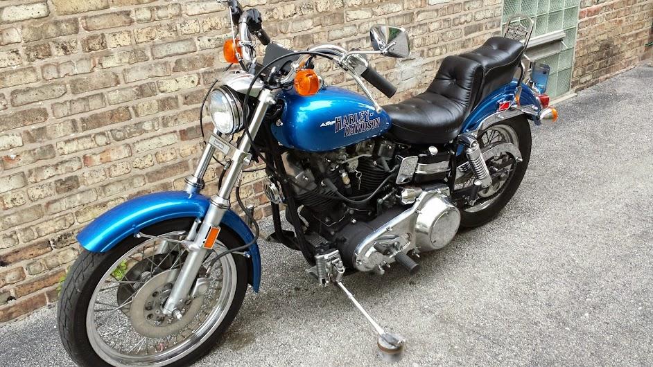 For Sale: 1980 Harley Davidson FXE-1200 Superglide