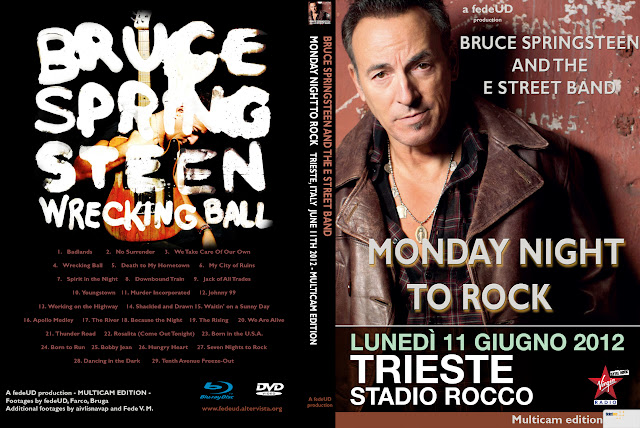 Bruce Springsteen in Trieste