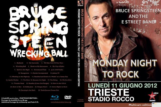 Bruce Springsteen in Trieste