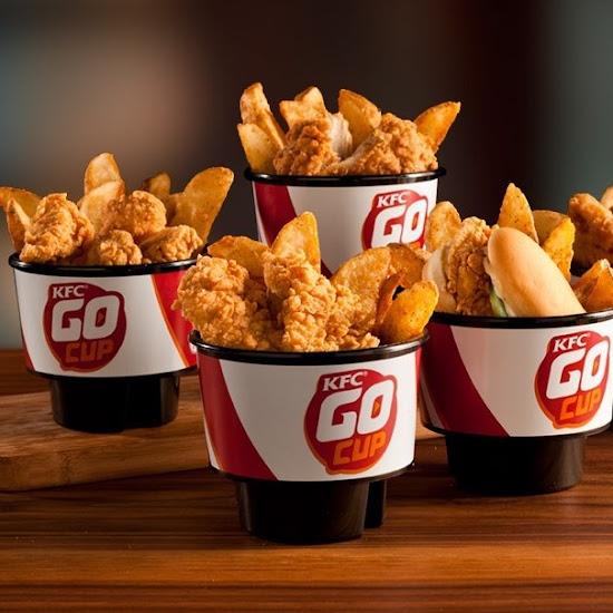 KFC's Go Cup