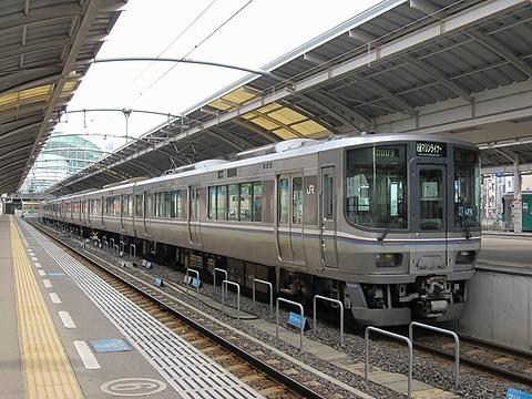 JR西日本「快速マリンライナー」