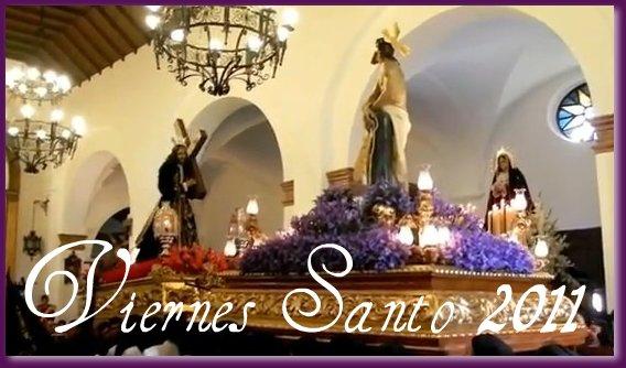 Mañana de Viernes Santo, 2011