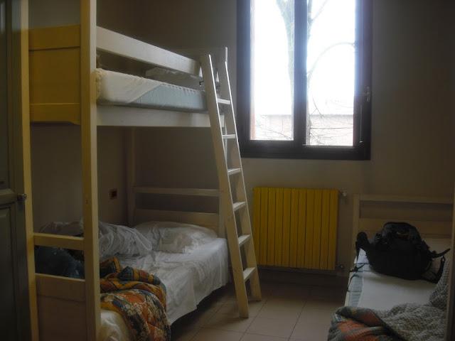 Hostel en Bolonia