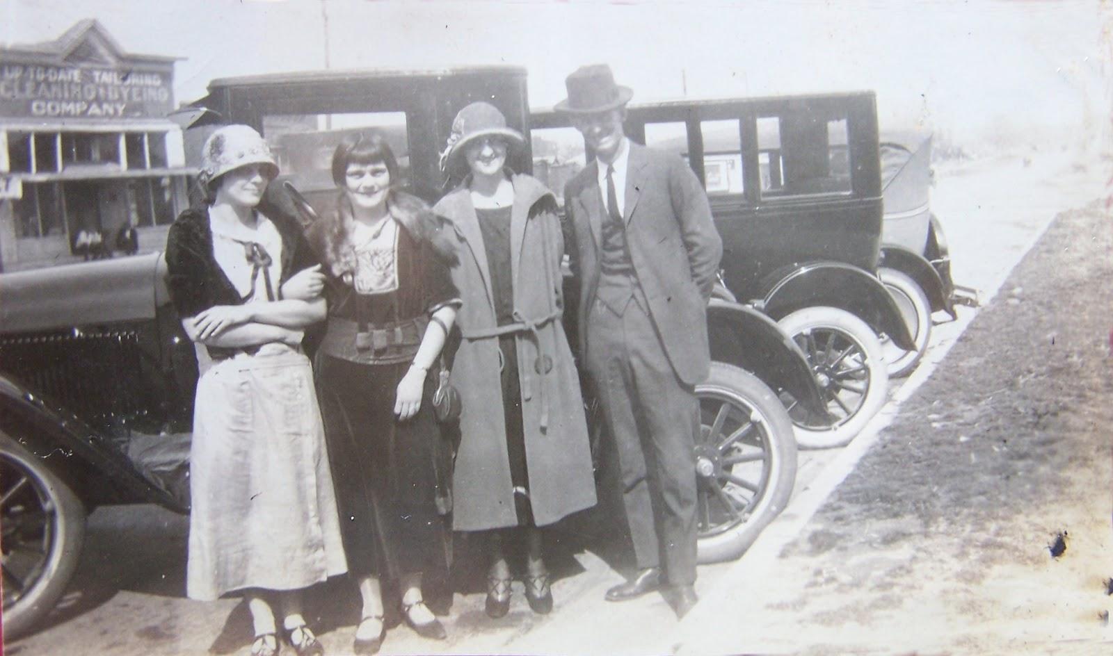 Roller skating hazel grove - Hazel Was Engaged To Another Man When She Met Her Husband Raymond Werner Warren In Coalgate Oklahoma