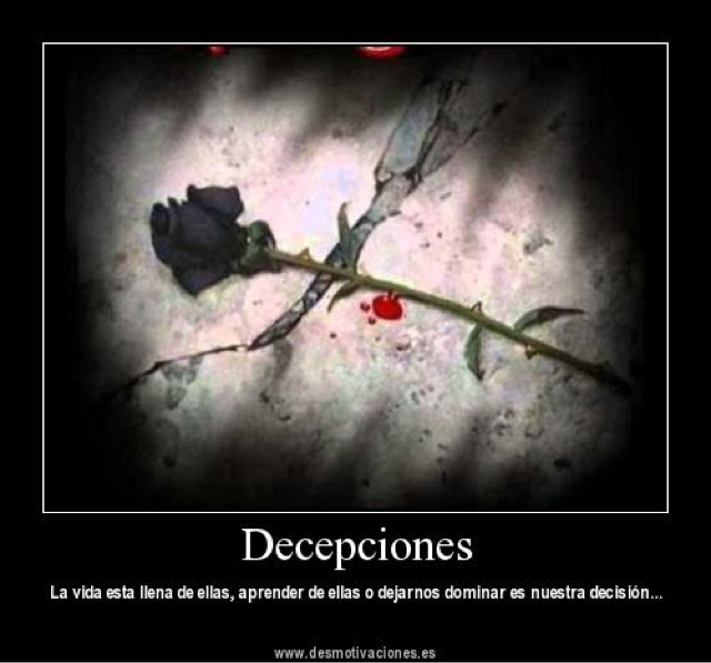 Imagenes De Decepcion