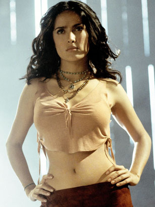Certainly not Salma hayek body naked consider, that