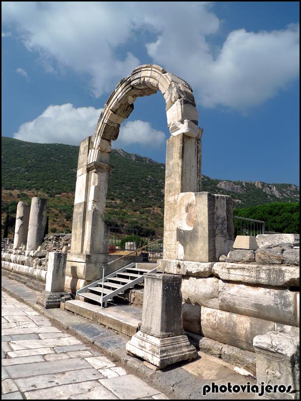 Vía de Mármol de Efeso