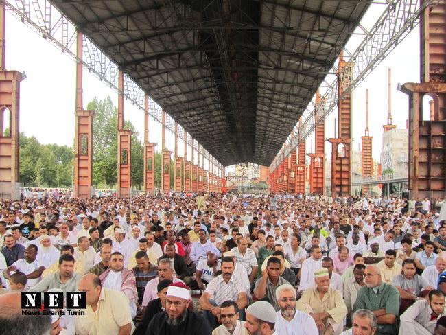 Musulmani Torino Ramadan 2012