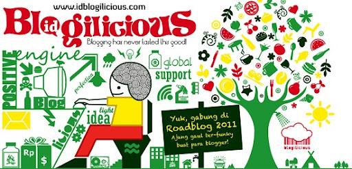 Blogilicious Trah Yogyakarta