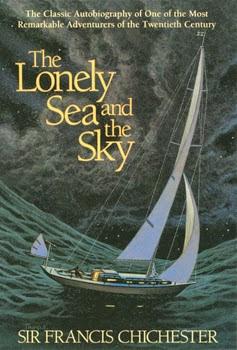 The Lonely Sea And The Sky Sir Francis Chichester