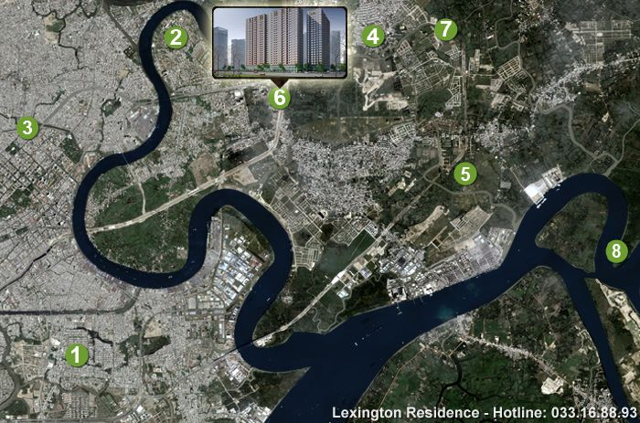 Lexington Residence – Dự án căn hộ Lexington Residence Quận 2