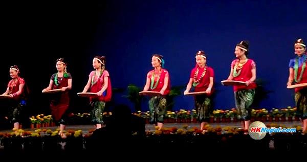 हाम्रो संस्कृति जोगाऔं: कौडा नृत्यमा बेथेल हाई स्कूलका छात्राहरु (भिडियो)