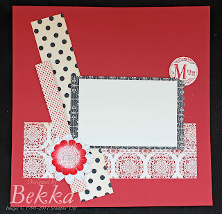 Stampin' Up! Scrapbooking Club