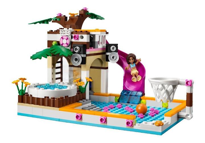 41008 レゴ スプラッシュプール