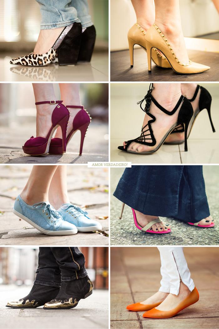 b3e0a74f2 Todo mundo que já observou alguns looks por aqui sabe: sou apaixonada por  sapatos. Adoro, é a coisa que mais leva meu dinheiro embora, hehehe!