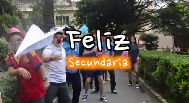 ¡BIENVENIDOS, Alumnos de Secundaria!