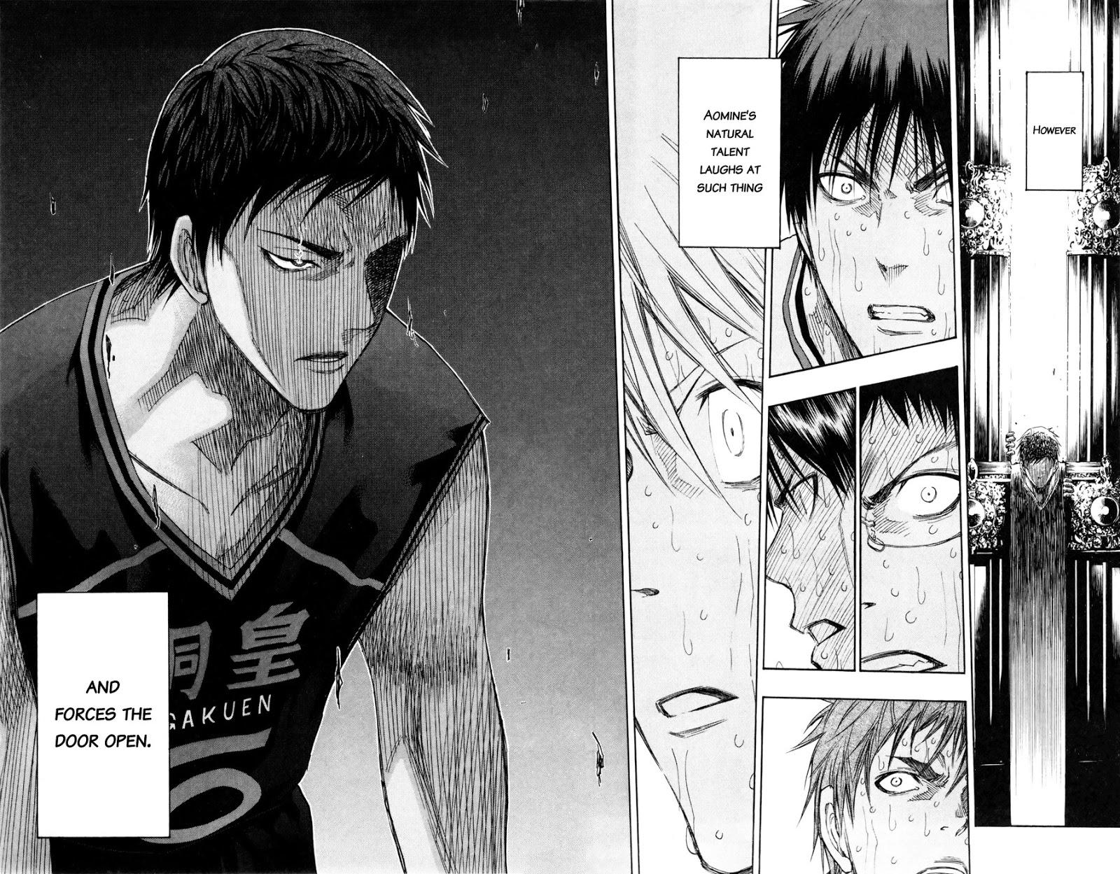 Kuroko no Basket Manga Chapter 133 - Image 14-14