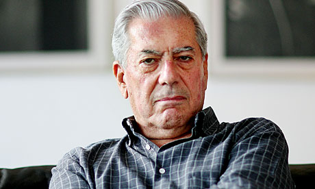 Vargas Llosa: Los Jovenes que escriben mal piensan...