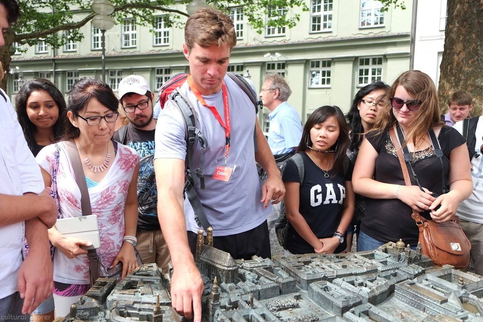 Sandemans Walking Tour Munich
