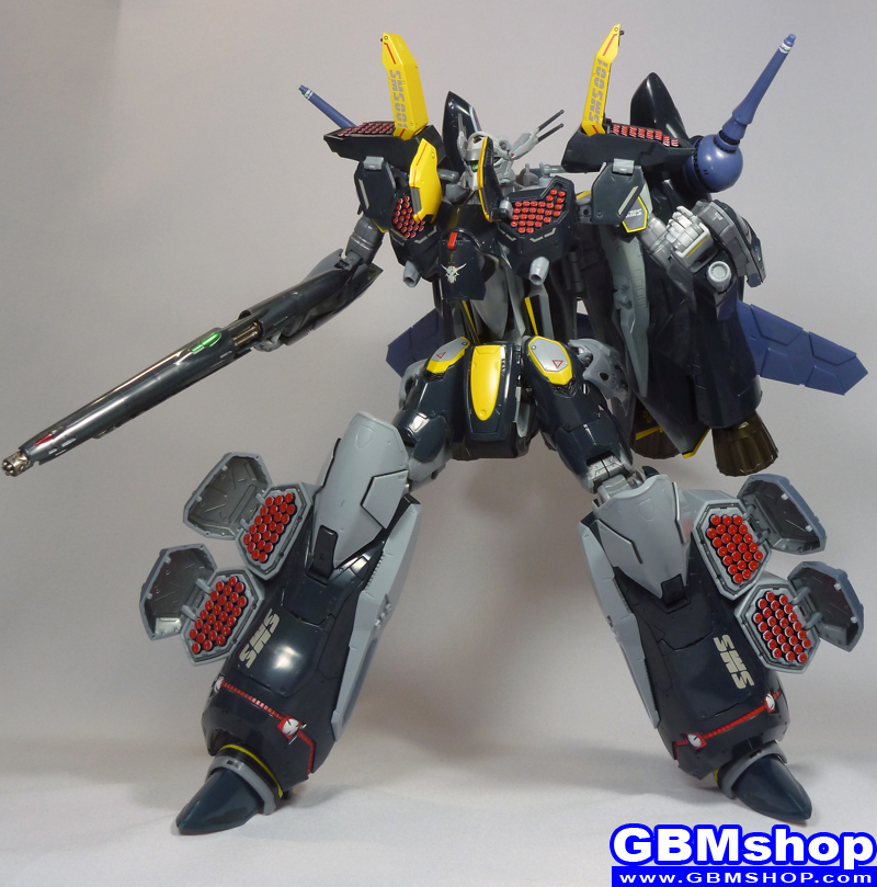 Macross Frontier VF-25S Armored Messiah Battroid Mode Renewal Version