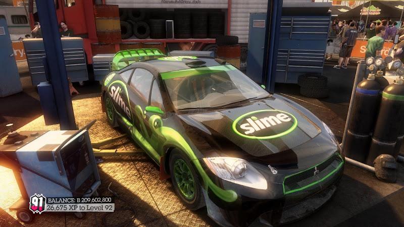 รายการรถกลุ่ม Rally ใน DiRT2 Ecl-02
