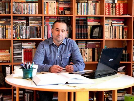 Profesorul Mihai Cioată candidează independent la Primăria Vatra Dornei