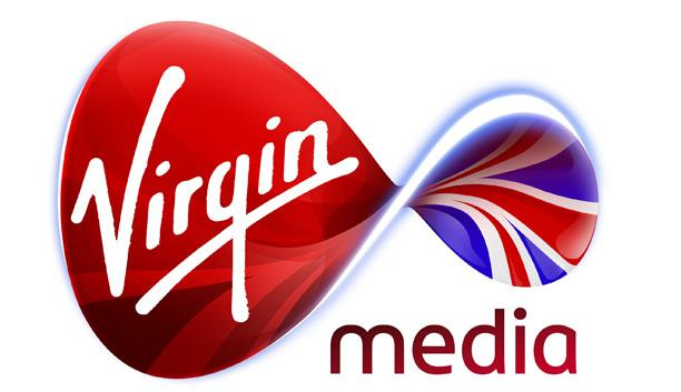 Virgin Media New Logo