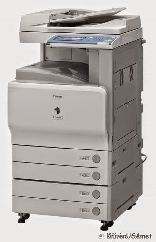Download Canon iRC2880i printing device driver – the way to add printer