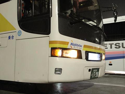 西鉄高速バス「さぬきエクスプレス福岡号」 3270 フロント