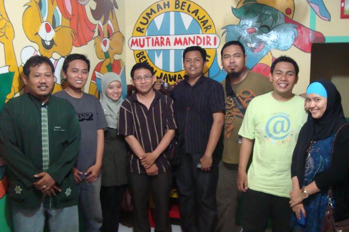 Kopdar #SoloSinau Bareng Sebuai (Sejuta Buku untuk Anak Indonesia)