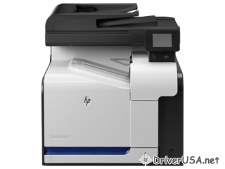 Driver HP LaserJet Pro 500 color MFP M570dn – Download & installing steps