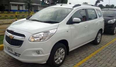 FOTO CHEVROLET SPIN Mobil Murah Terbaru