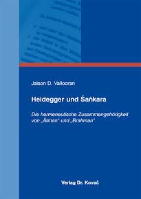 [Vallooran: Heidegger und Śaṅkara, 2013]