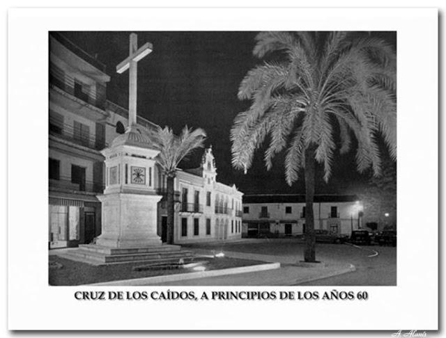 La Cruz de los Caídos.