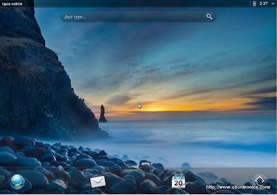 Open WebOS en un Galaxy Nexus. Pruébalo desde un LiveCD | Vídeo