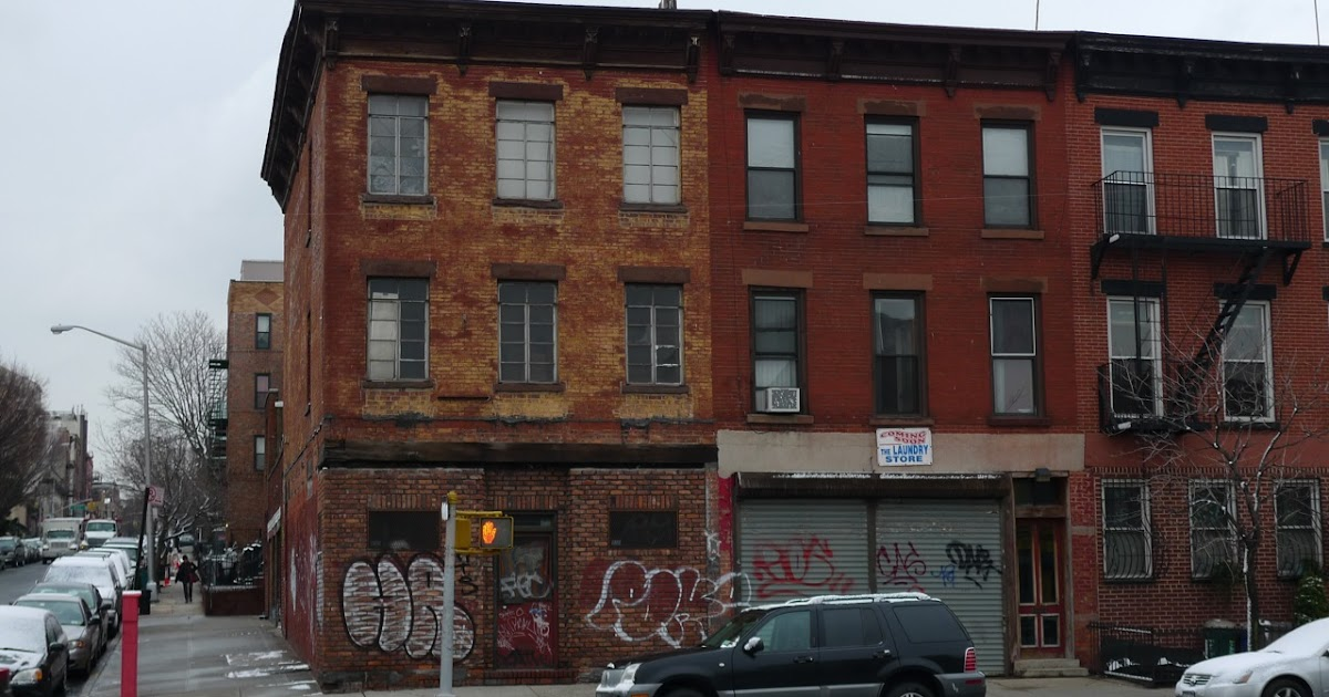 Imby A Rear Window View Of Brooklyn S South Slope Uneeda Biscuit Building Crumbling