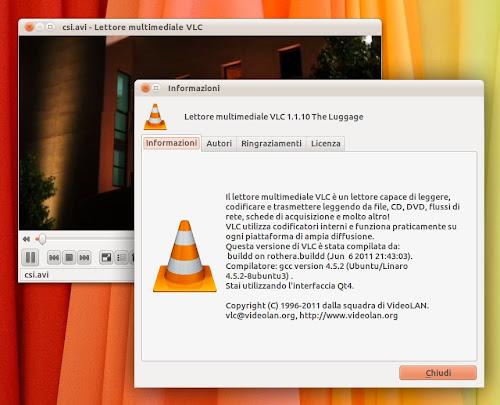 VLC 1.1.10