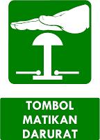 Rambu Tombol Darurat